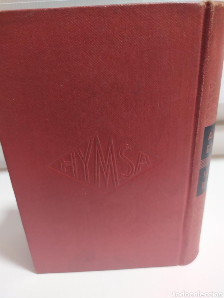 Libros de segunda mano: DICCIONARIO ALEMAN - ESPAÑOL . CUYAS DE EDIT. HYMSA, BARCELONA, 1941 . - Foto 3 - 200763767