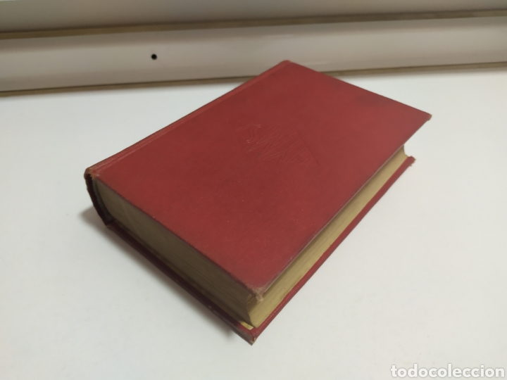 Libros de segunda mano: DICCIONARIO ALEMAN - ESPAÑOL . CUYAS DE EDIT. HYMSA, BARCELONA, 1941 . - Foto 15 - 200763767