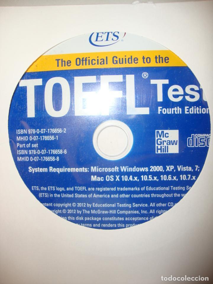 Libros de segunda mano: THE OFFICIAL GUIDE TO THE TOEFL TEST. FOURTH EDITION. INCLUYE CD, MUY BUEN ESTADO - Foto 4 - 201705991
