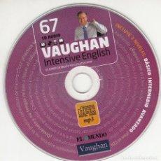 Libros de segunda mano: VAUGHAN. CD AUDIO 67.. CURSO DE INGLÉS MULTIPLATAFORMA. EL MUNDO.. Lote 205321880