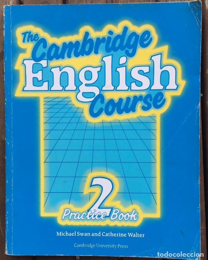 THE CAMBRIDGE ENGLISH COURSE (Libros de Segunda Mano - Cursos de Idiomas)