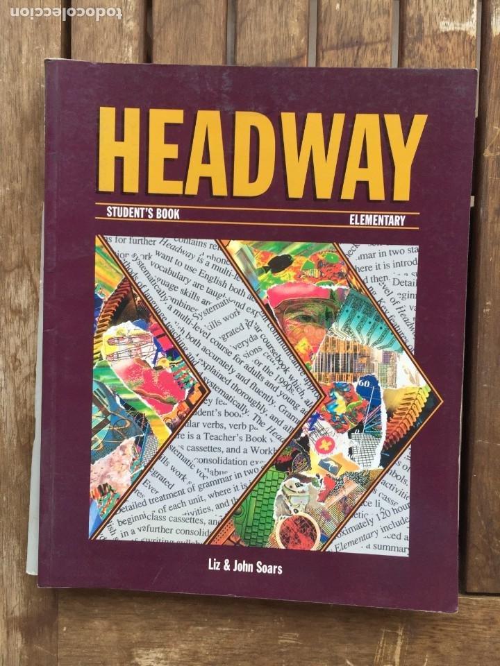 Libros de segunda mano: HEADWAY, WORKBOOK - Foto 2 - 206231622