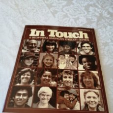 Libros de segunda mano: IN TOUCH. A BEGINNING AMERICAN ENGLISH SERIES. WORKBOOK 1. LONGMAN. 1981.. Lote 207281230