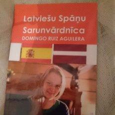Libros de segunda mano: GUÍA DE CONVERSACION ESPAÑOL - LETON --- LIBRO ESPECIAL PARA VIAJEROS. Lote 207788426