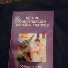 Libros de segunda mano: GUÍA DE CONVERSACION ESPAÑOL - FRANCES --- LIBRO ESPECIAL PARA VIAJEROS. Lote 207788473