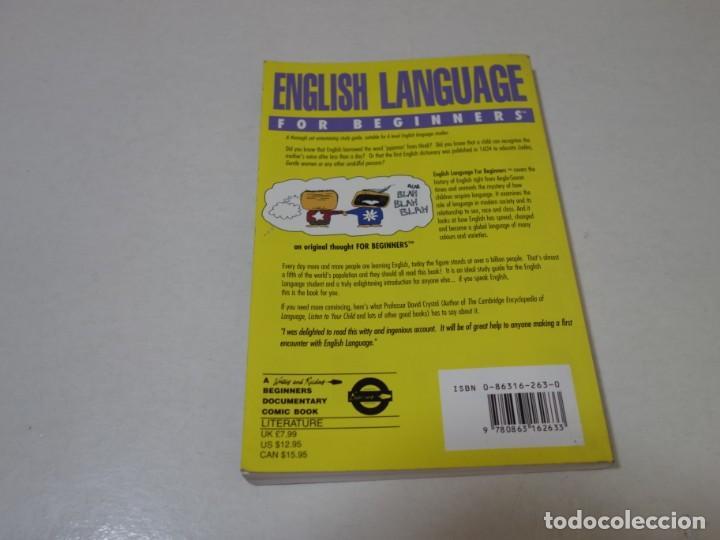 Libros de segunda mano: ENGLISH LANGUAGE FOR BEGINNERS. - Foto 10 - 208180321