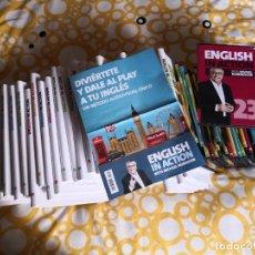 Libros de segunda mano: ENGLISH IN ACTION MICHAEL ROBINSON CURSO COMPLETO DE INGLÉS. Lote 208332817