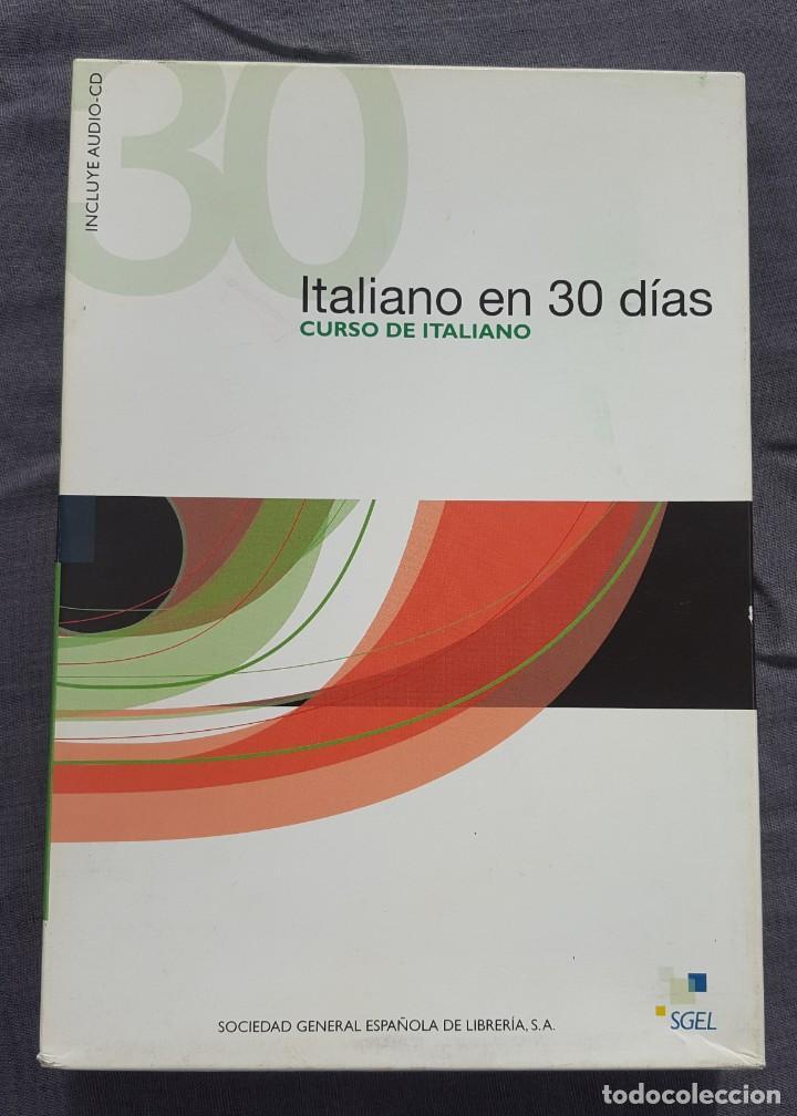 CURSO DE ITALIANO: ITALIANO EN 30 DÍAS - PAOLA FRATTOLA Y ROBERTA CONSTANTINO (Libros de Segunda Mano - Cursos de Idiomas)