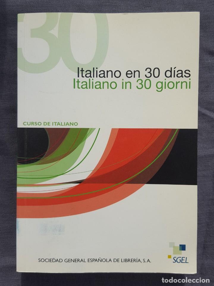 Libros de segunda mano: Curso de Italiano: Italiano en 30 días - Paola Frattola y Roberta Constantino - Foto 4 - 209165625