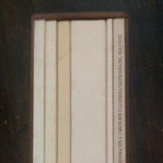 Libros de segunda mano: UNA APROXIMACIÓN A CARLOS ROS Y LA LENGUA VALENCIANA DEL SIGLO XVIII. 6 VOL. FACSIMIL.. Lote 210583546