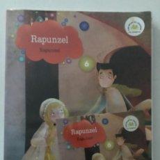Libros de segunda mano: RAPUNZEL 6. VAUGHAN. EDICIÓN BILINGÜE ESPAÑOL-INGLES, CON CD. PRECINTADO. Lote 210688092
