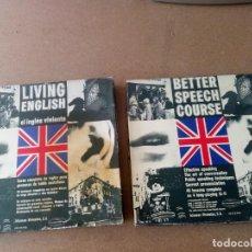 Livros em segunda mão: CURSO DE INGLES EN DISCOS.. Lote 210790707