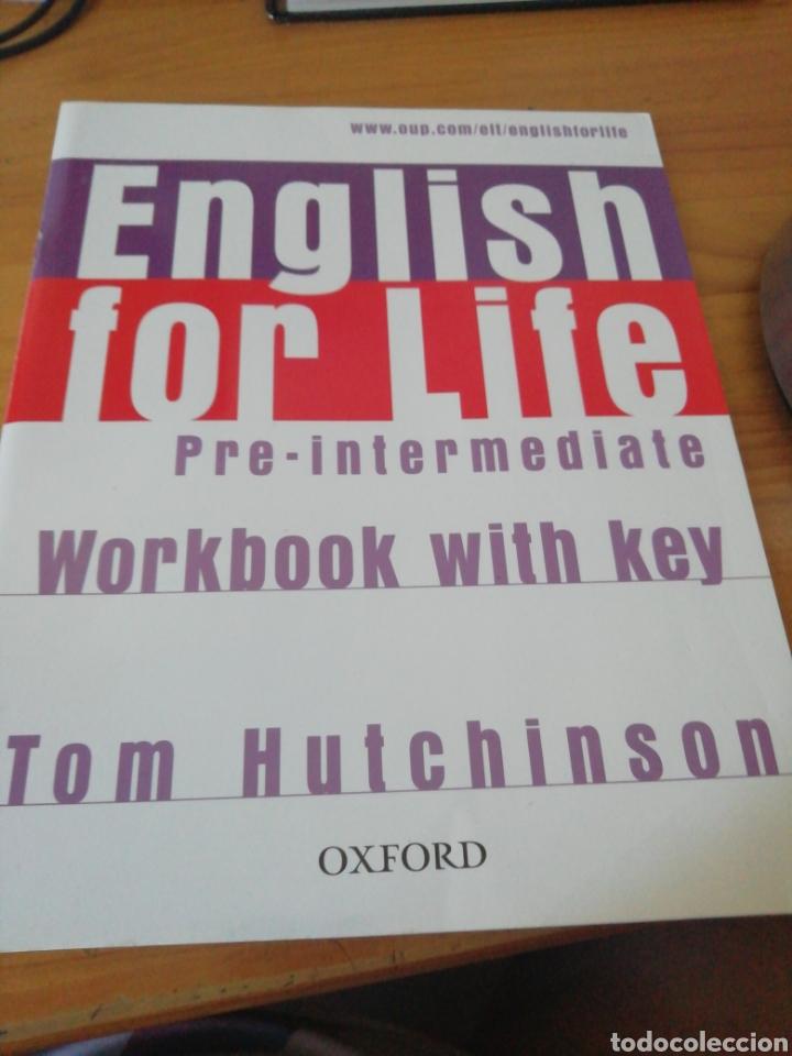 Libros de segunda mano: English for life - Pre-intermediate - Foto 3 - 211485134