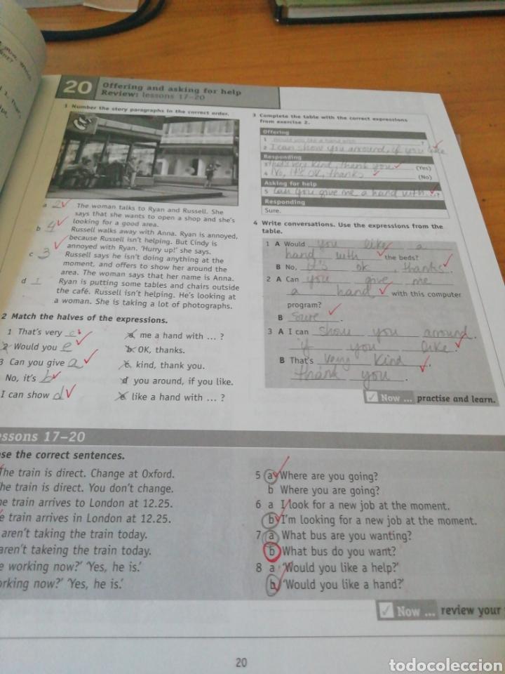 Libros de segunda mano: English for life - Pre-intermediate - Foto 8 - 211485134