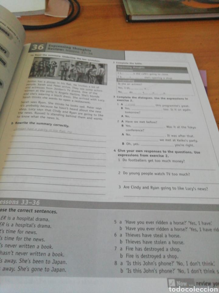 Libros de segunda mano: English for life - Pre-intermediate - Foto 9 - 211485134