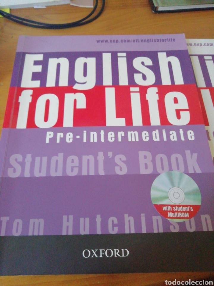 ENGLISH FOR LIFE - PRE-INTERMEDIATE (Libros de Segunda Mano - Cursos de Idiomas)