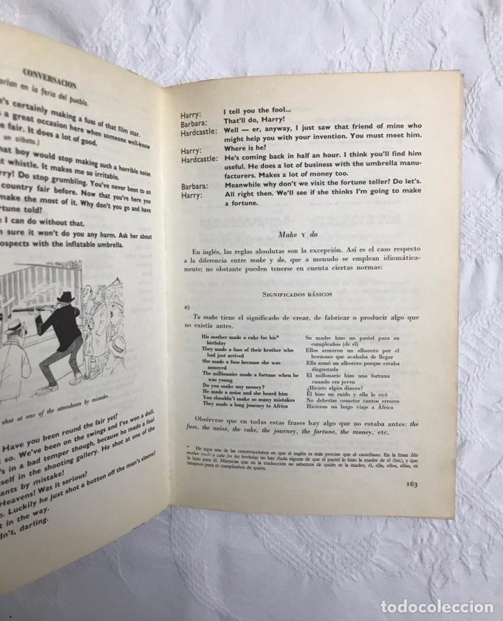Libros de segunda mano: THE BBC ENGLISH COURSE. GETTING ON IN ENGLISH. CALLING THE BEGINNERS. DISCOS. CURSO DE INGLÉS - Foto 9 - 211511616