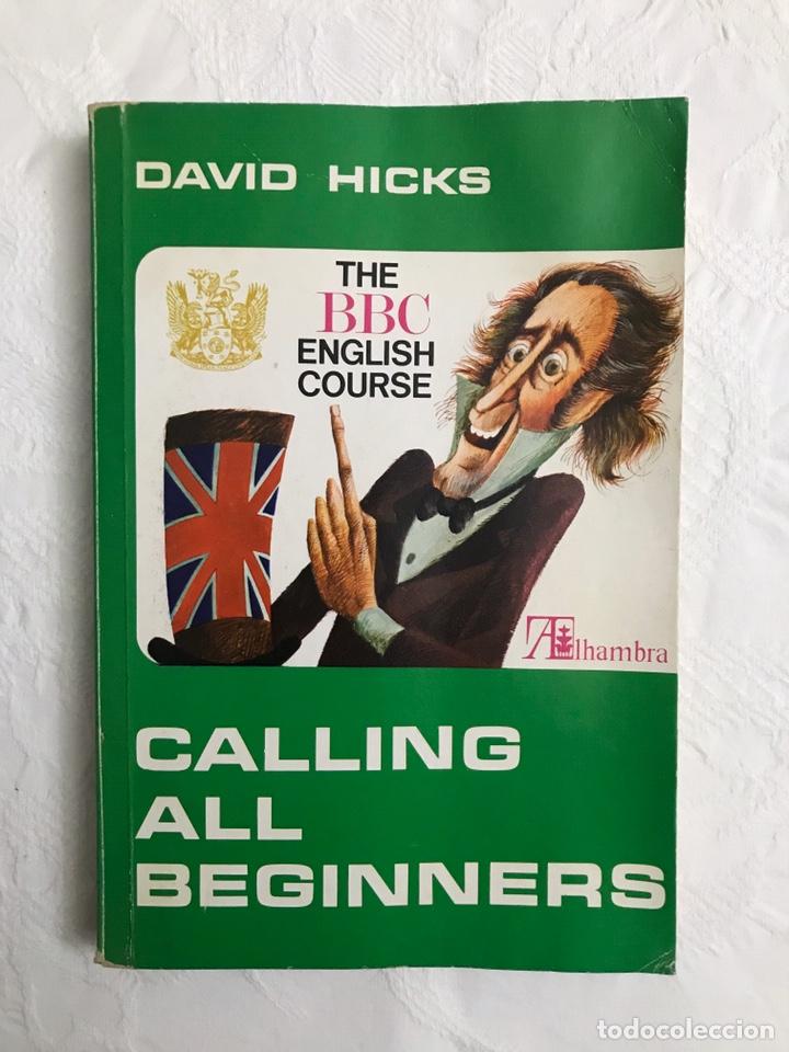 Libros de segunda mano: THE BBC ENGLISH COURSE. GETTING ON IN ENGLISH. CALLING THE BEGINNERS. DISCOS. CURSO DE INGLÉS - Foto 11 - 211511616