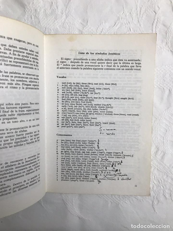 Libros de segunda mano: THE BBC ENGLISH COURSE. GETTING ON IN ENGLISH. CALLING THE BEGINNERS. DISCOS. CURSO DE INGLÉS - Foto 14 - 211511616