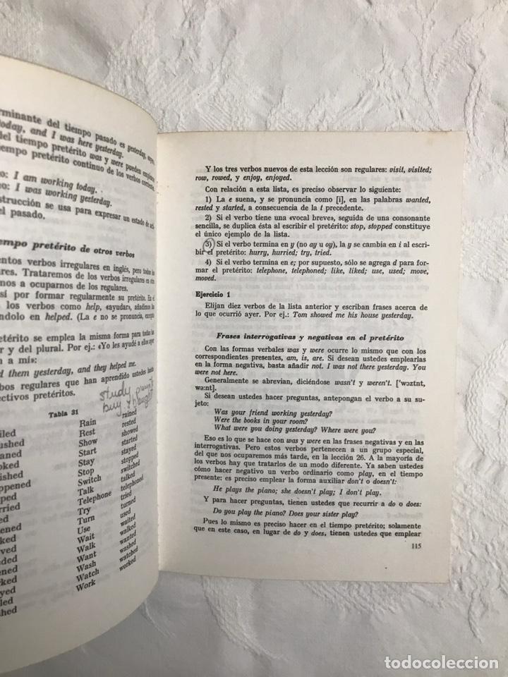 Libros de segunda mano: THE BBC ENGLISH COURSE. GETTING ON IN ENGLISH. CALLING THE BEGINNERS. DISCOS. CURSO DE INGLÉS - Foto 16 - 211511616