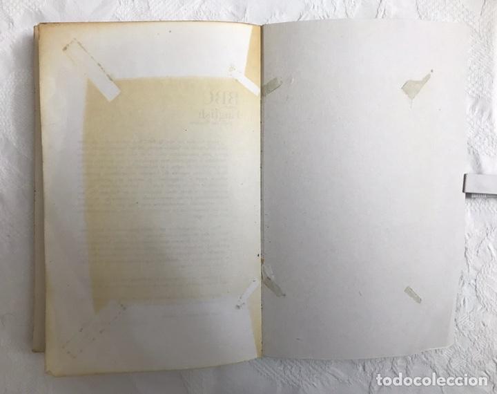 Libros de segunda mano: THE BBC ENGLISH COURSE. GETTING ON IN ENGLISH. CALLING THE BEGINNERS. DISCOS. CURSO DE INGLÉS - Foto 21 - 211511616