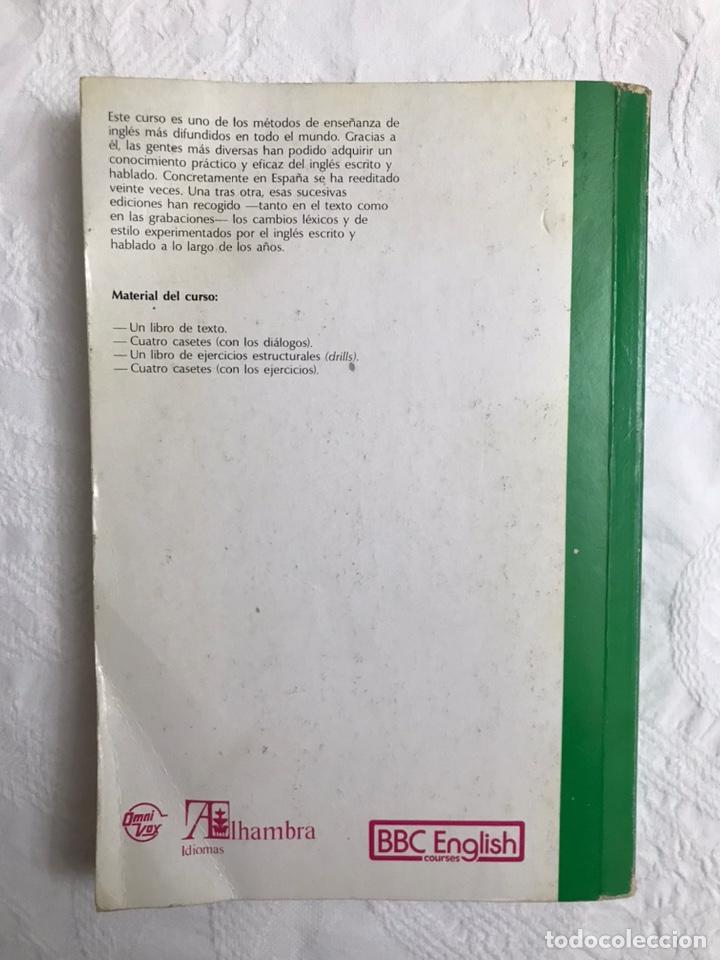 Libros de segunda mano: THE BBC ENGLISH COURSE. GETTING ON IN ENGLISH. CALLING THE BEGINNERS. DISCOS. CURSO DE INGLÉS - Foto 22 - 211511616