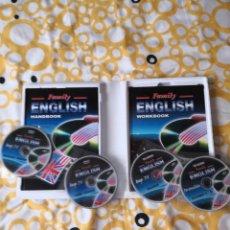 Libros de segunda mano: CURSO DE INGLÉS DOCTA FAMILY ENGLISH. Lote 212059525