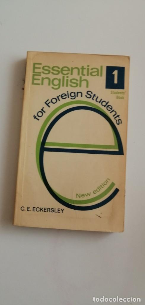 G-27 LIBRO ESSENTIAL ENGLISH STUDENTS BOOK (Libros de Segunda Mano - Cursos de Idiomas)