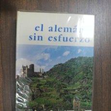 Libros de segunda mano: EL ALEMAN SIN ESFUERZO. A. CHEREL. ASSIMIL. 1959.. Lote 214405731