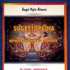 Libros de segunda mano: SUGESTOPEDIA Y REPROGRAMACIÓN DE LA MENTE. UN SISTEMA REVOLUCIONARIO EN EL APRENDIZAJE DE IDIOMAS. Lote 217166118