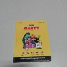 Libros de segunda mano: MUZZY MULTILINGUAL COURSE.. Lote 217650373