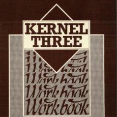 Libros de segunda mano: ALAN C MCLEAN AND ROBERT O'NEILL, KERNEL THREE. WORKBOOK. Lote 218766901