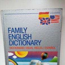 Libros de segunda mano: FAMILY ENGLISH DICTIONARY. Lote 220615043