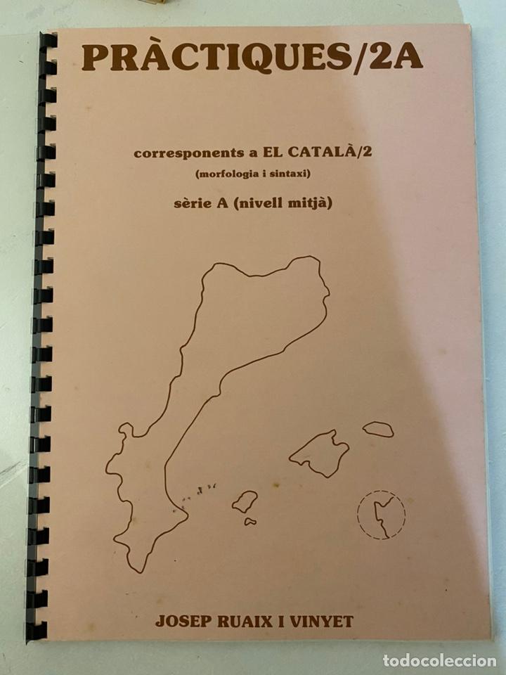 EL CATALÀ FÀCIL PRÀCTIQUES 2A. JOSEP RUAIX I VINYET (Libros de Segunda Mano - Cursos de Idiomas)