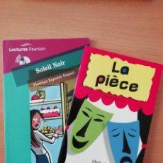 Libros de segunda mano: LOTE DE 2 LIBROS EDUCATIVOS EN FRANCÉS. Lote 225053880