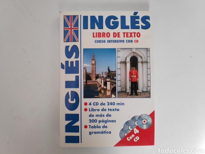 Libros de segunda mano: Libro. Curso Intensivo de Ingles + 4 CDs - Foto 2 - 226503080