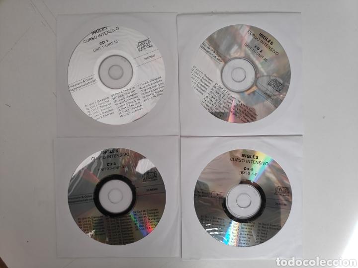 Libros de segunda mano: Libro. Curso Intensivo de Ingles + 4 CDs - Foto 4 - 226503080