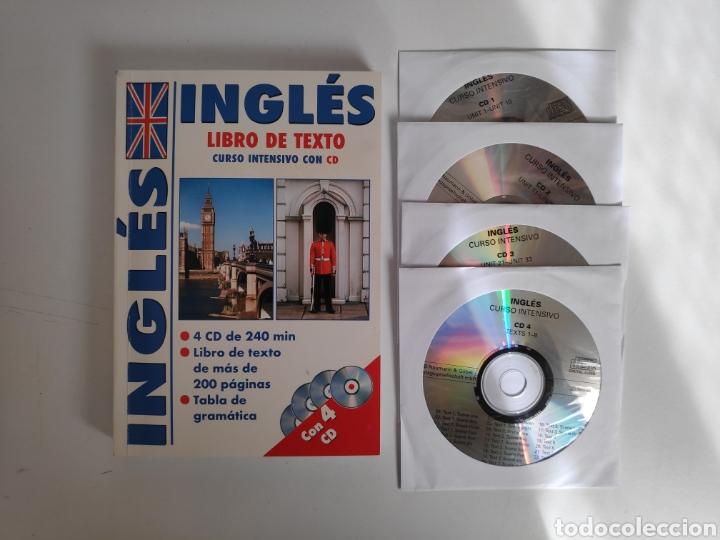 LIBRO. CURSO INTENSIVO DE INGLES + 4 CD'S (Libros de Segunda Mano - Cursos de Idiomas)