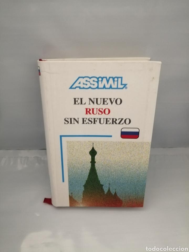 EL NUEVO RUSO SIN ESFUERZO. LIBRO (ASSIMIL) (Libros de Segunda Mano - Cursos de Idiomas)