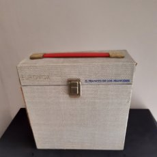 Libros de segunda mano: ANTIGUO CURSO COMPLETO DE FRANCES EUROVOX-EL FRANCES DE LOS FRANCESES-AÑO 1961. Lote 231149580