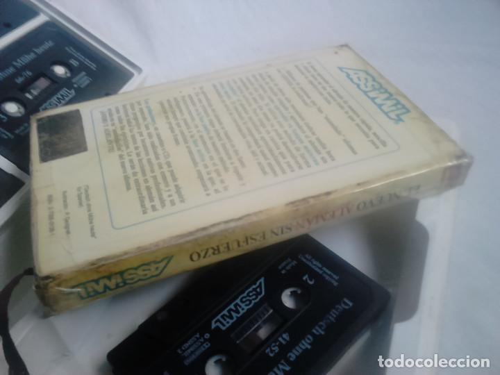 Libros de segunda mano: El nuevo alemán sin esfuerzo (libro + cassets + estuche) - Assimil, 1988 / CURSOS DE IDIOMAS - Foto 4 - 232397615