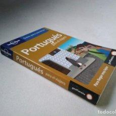 Libros de segunda mano: GUÍAS PARA CONVERSAR. PORTUGUÉS PARA EL VIAJERO. Lote 232709275