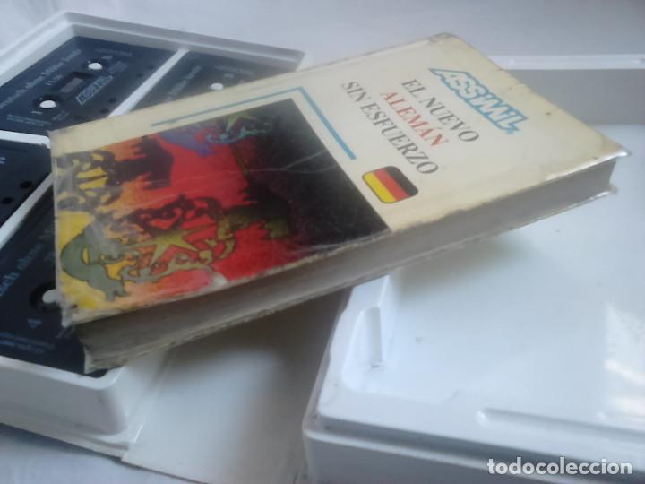 Libros de segunda mano: El nuevo alemán sin esfuerzo (libro + cassets + estuche) - Assimil, 1988 / CURSOS DE IDIOMAS - Foto 3 - 232397615