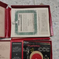 Libros de segunda mano: CCC POLYGLOPHONE APRENDIZAJE DE INGLÉS POR EL SONIDO Y LA IMAGEN. Lote 233983825