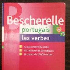 Libros de segunda mano: BESCHERELLE PORTUGAIS LES VERBES. HATIER. Lote 234284770