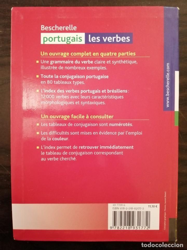 Libros de segunda mano: Bescherelle portugais les verbes. Hatier - Foto 2 - 234284770