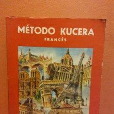 Livros em segunda mão: FRANCÉS. SEGUNDO CURSO O ELEMENTAL. MÉTODO KUCERA. ENRIQUE KUCERA, AUTOR Y EDITOR. Lote 236396955