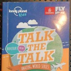 Libros de segunda mano: LIBRO THE LONELY PLANET KIDS AMAZING WORLD SERIES, 2015, MUY RARO DE CONSEGUIR. Lote 236505220