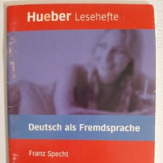 Libros de segunda mano: SCHÖNE AUGEN. Lote 237407770