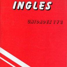 Libros de segunda mano: CURSILLO DE INGLÉS CENEBAD 5 CUADERNILLOS. FALTAN LOS CASETTES.. Lote 238220130